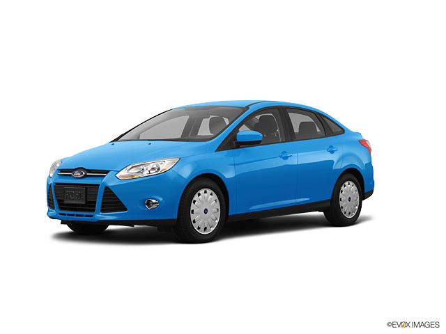 2012 Ford Focus Vehicle Photo in Joliet, IL 60435