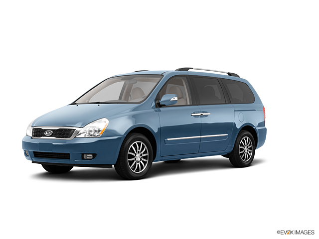 2012 Kia Sedona Vehicle Photo in Jasper, GA 30143