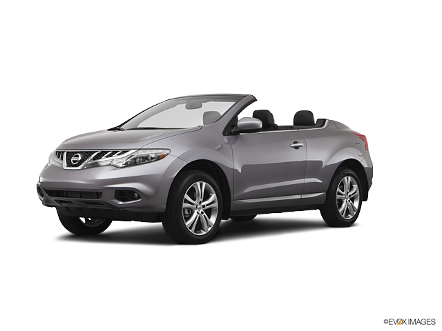 2011 Nissan Murano CrossCabriolet Vehicle Photo In Mesa, AZ 85206