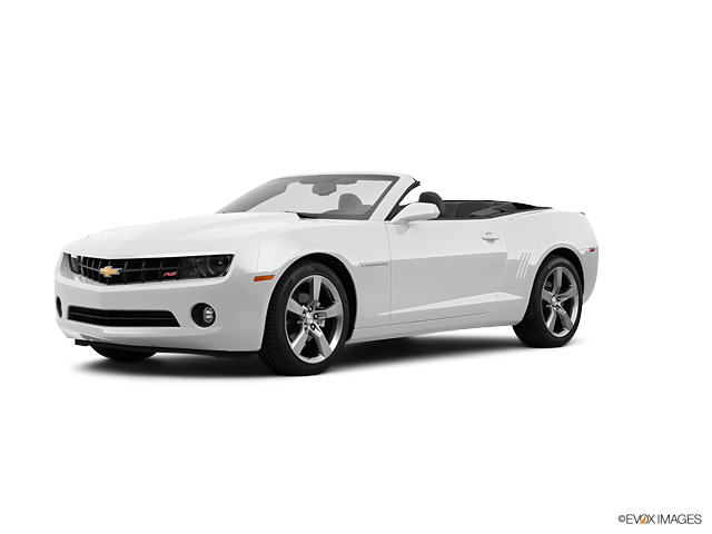 2011 Chevrolet Camaro Vehicle Photo in Albuquerque, NM 87114