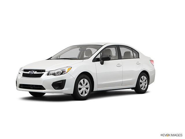 2012 Subaru Impreza Sedan Vehicle Photo in Akron, OH 44312