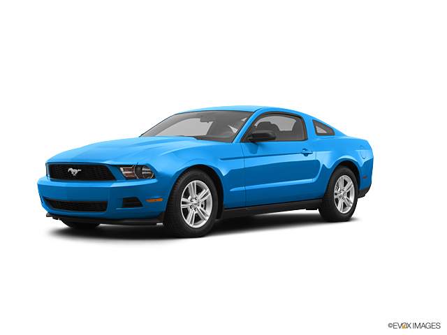 2012 Ford Mustang Vehicle Photo in Enid, OK 73703