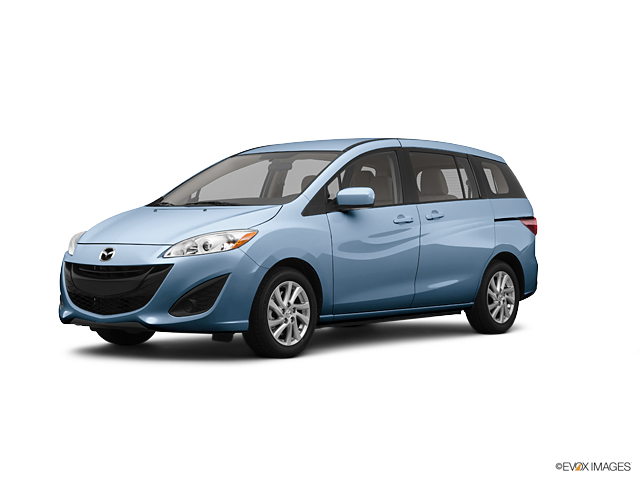 2012 Mazda Mazda5 Vehicle Photo in Gaffney, SC 29341