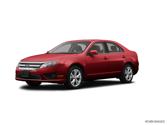 2012 Ford Fusion Vehicle Photo in HOUSTON, TX 77002