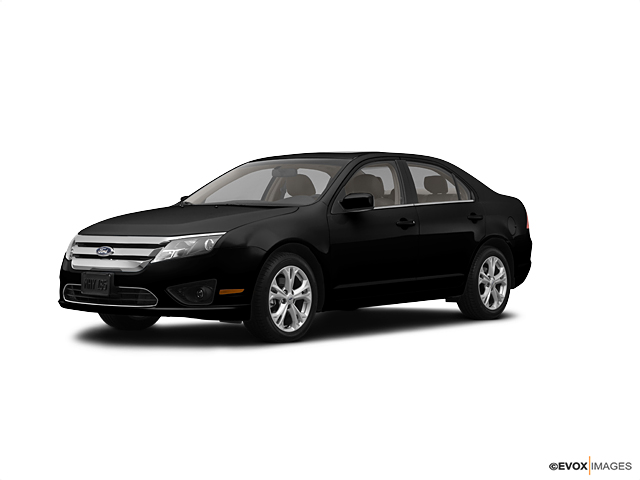 2012 Ford Fusion Vehicle Photo in Salem, VA 24153