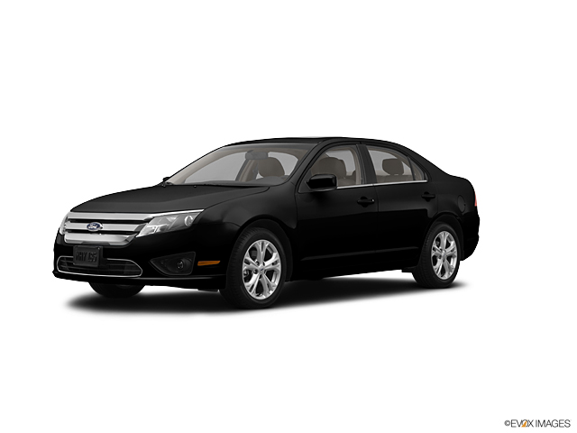 2012 Ford Fusion Vehicle Photo in Joliet, IL 60435
