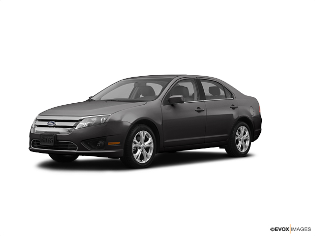 2012 Ford Fusion Vehicle Photo in Elyria, OH 44035