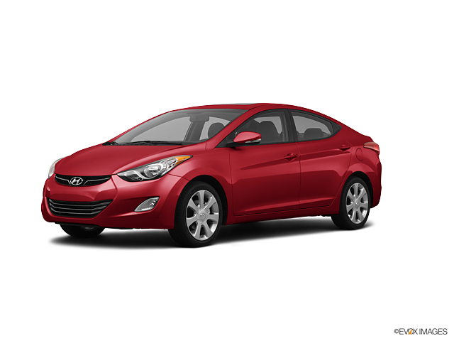 2012 Hyundai Elantra Vehicle Photo in Harrisburg, PA 17112