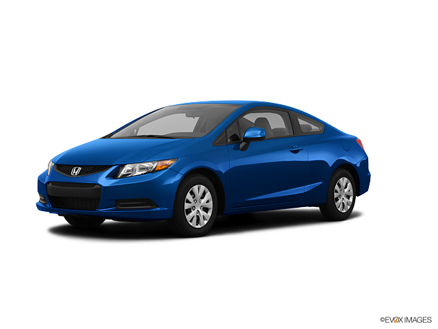 2012 Honda Civic Coupe Vehicle Photo in Harrisburg, PA 17112