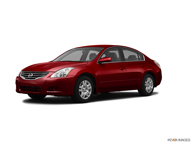 2012 Nissan Altima Vehicle Photo in Redding, CA 96002