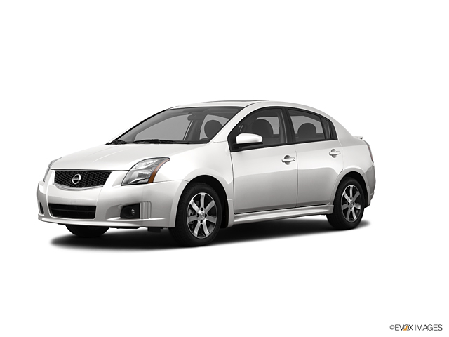 2012 Nissan Sentra Vehicle Photo in Fayetteville, NC 28314