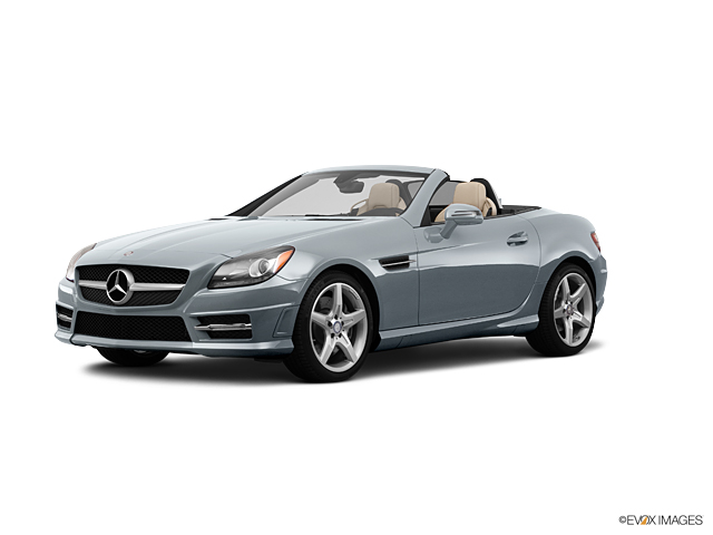 2012 Mercedes-Benz SLK-Class Vehicle Photo in San Antonio, TX 78254