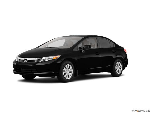 2012 Honda Civic Sedan Vehicle Photo in Marquette, MI 49855