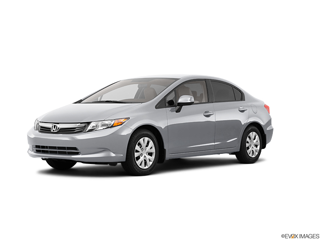 2012 Honda Civic Sedan Vehicle Photo in Wilmington, NC 28403