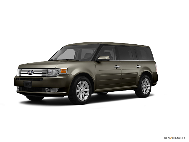 2012 Ford Flex Vehicle Photo in Colorado Springs, CO 80920