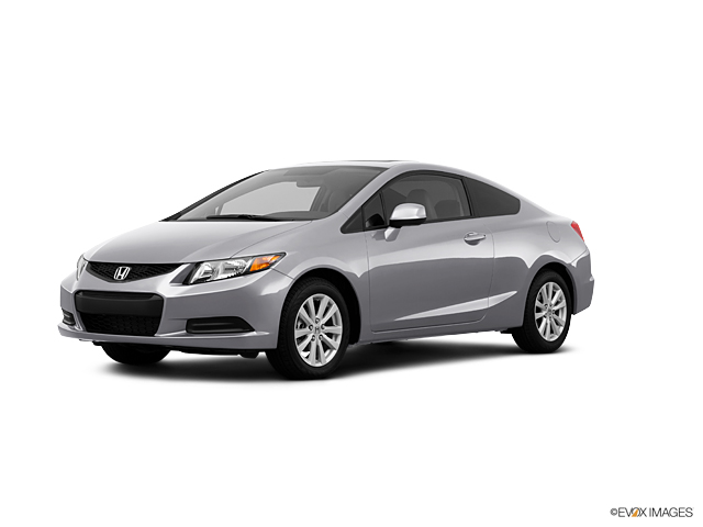 2012 Honda Civic Coupe Vehicle Photo in Akron, OH 44303