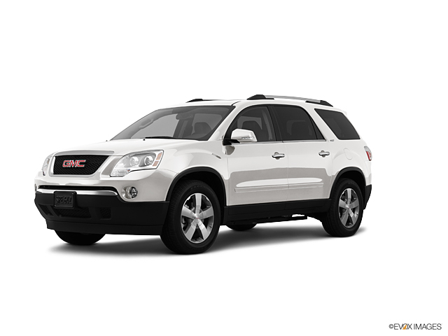2012 GMC Acadia Vehicle Photo in Vincennes, IN 47591