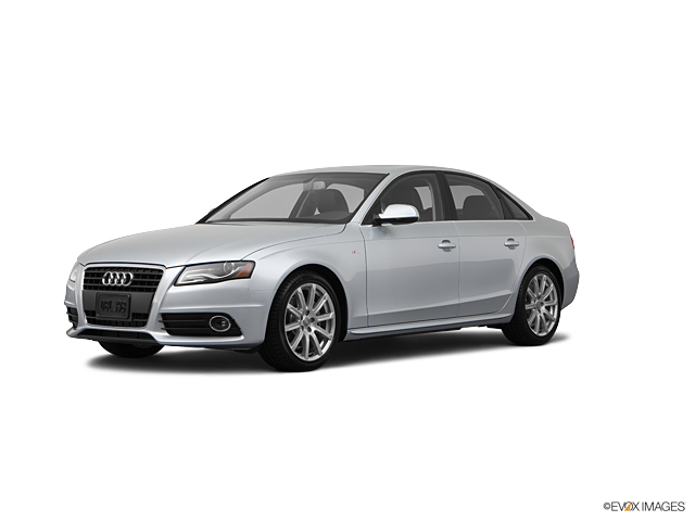 2012 Audi A4 Vehicle Photo in Allentown, PA 18103