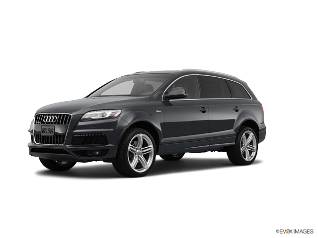 2012 Audi Q7 Vehicle Photo in Pleasanton, CA 94588