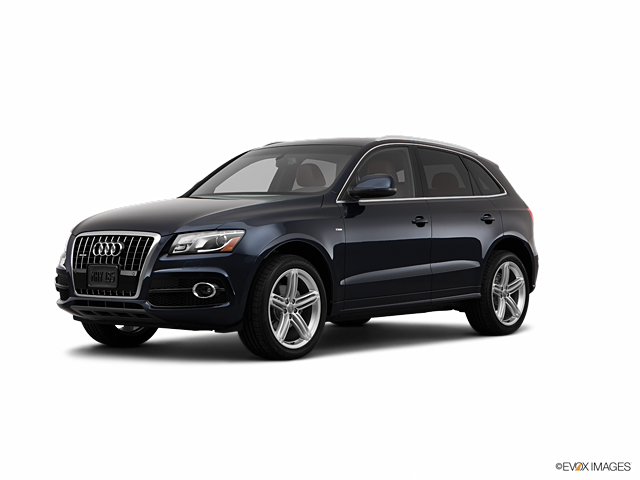 2012 Audi Q5 Vehicle Photo in Frederick, MD 21704