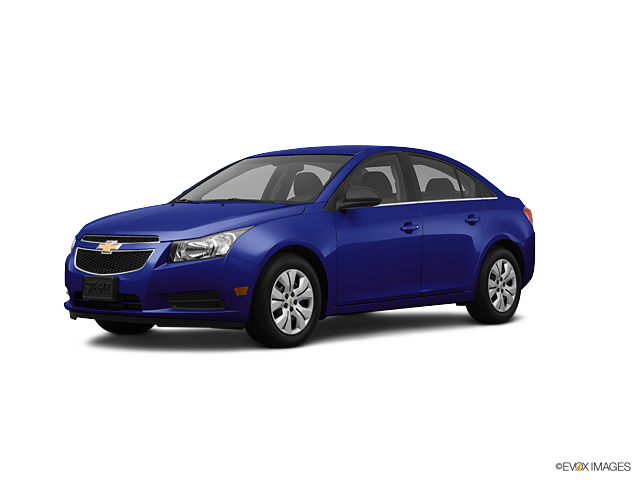 2012 Chevrolet Cruze Vehicle Photo in Highland, IN 46322