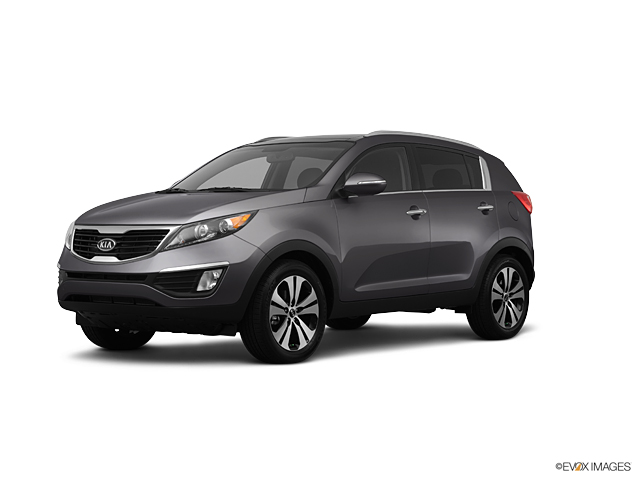 Used 2012 Mineral Silver Kia Sportage For Sale In Akron