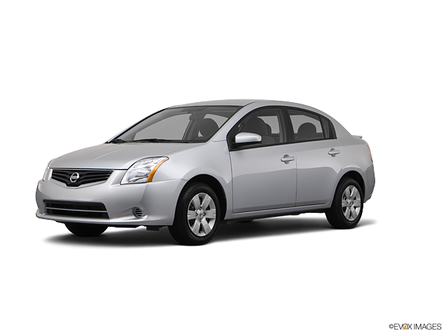 2012 Nissan Sentra Vehicle Photo in Beaufort, SC 29906