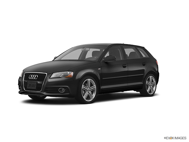 2012 Audi A3 Vehicle Photo in Spokane, WA 99207