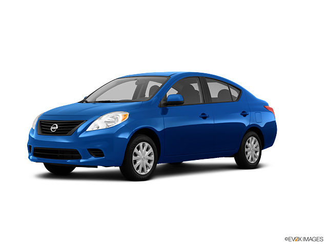 2012 Nissan Versa Vehicle Photo in Appleton, WI 54913