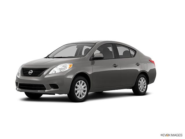 2012 Nissan Versa Vehicle Photo in Richmond, TX 77469