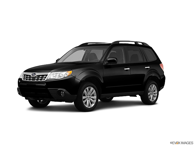 2012 Subaru Forester Vehicle Photo in Portland, OR 97225