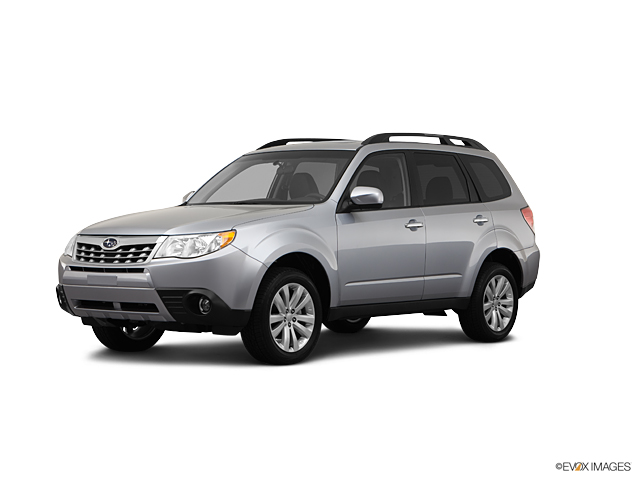 2012 Subaru Forester Vehicle Photo in Manassas, VA 20109