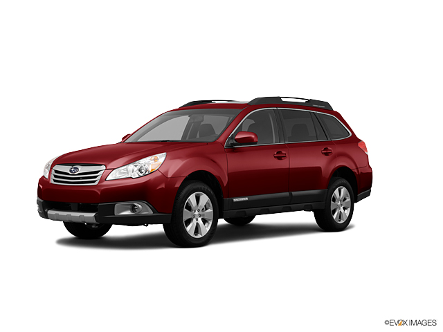 2012 Subaru Outback Vehicle Photo in Bend, OR 97701