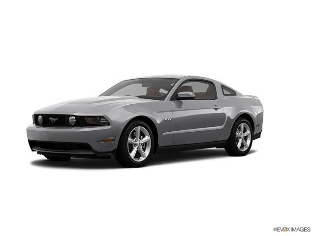 2012 Ford Mustang Vehicle Photo in Macomb, IL 61455