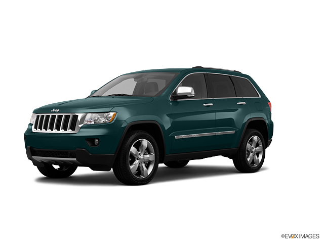 2012 Jeep Grand Cherokee Vehicle Photo in Manassas, VA 20109
