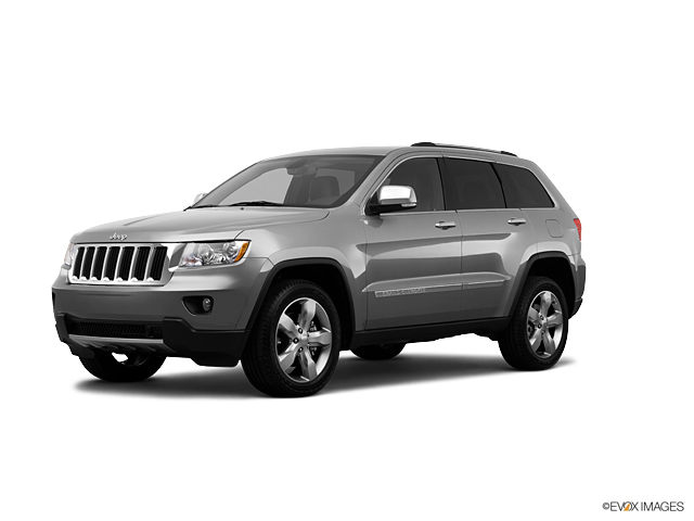 2012 Jeep Grand Cherokee Vehicle Photo in Akron, OH 44320