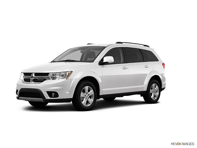 2012 Dodge Journey Vehicle Photo in Vincennes, IN 47591