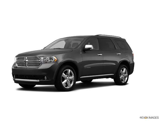 2012 Dodge Durango Vehicle Photo in Anchorage, AK 99515