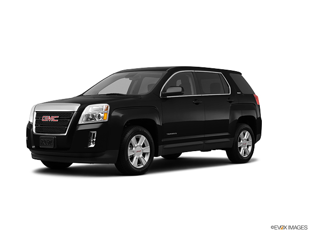 2012 GMC Terrain Vehicle Photo in Joliet, IL 60435