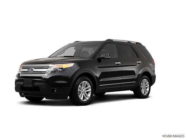 2012 Ford Explorer Vehicle Photo in Akron, OH 44320