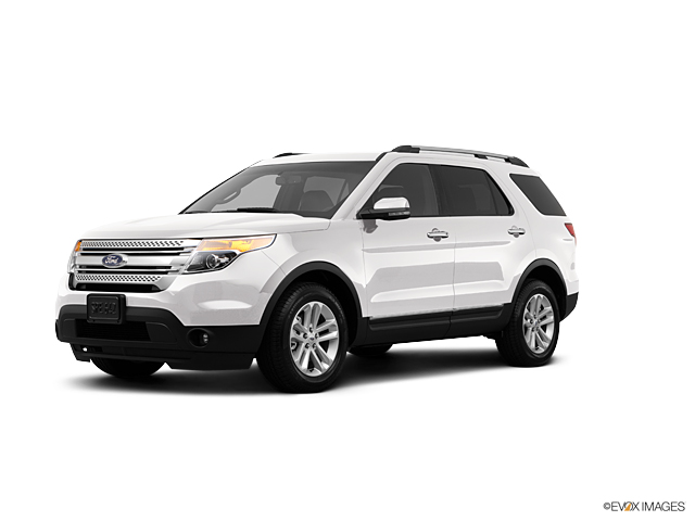 2012 Ford Explorer Vehicle Photo in Joliet, IL 60435