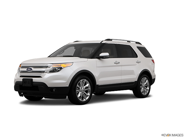 2012 Ford Explorer Vehicle Photo in State College, PA 16801