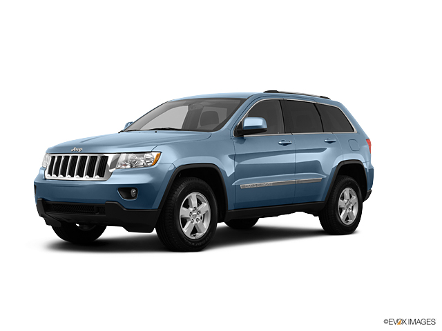 2012 Jeep Grand Cherokee Vehicle Photo in Trevose, PA 19053-4984