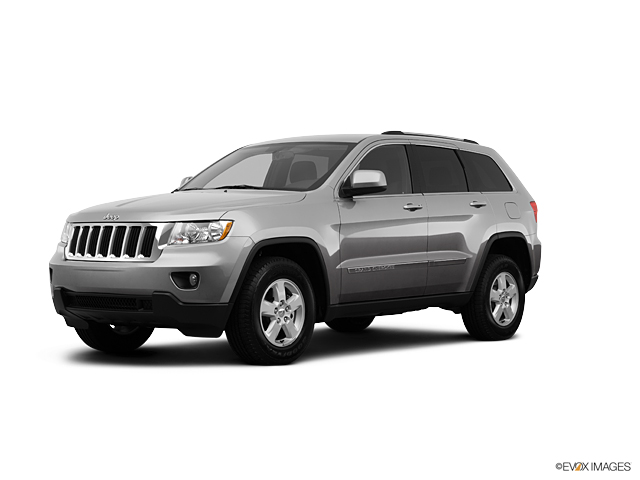 2012 Jeep Grand Cherokee Vehicle Photo in Midlothian, VA 23112