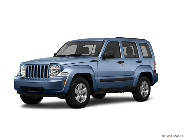 2012 Jeep Liberty Vehicle Photo in Honolulu, HI 96819