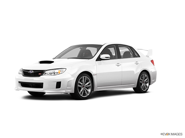 2012 Subaru Impreza Sedan WRX Vehicle Photo in Honolulu, HI 96819