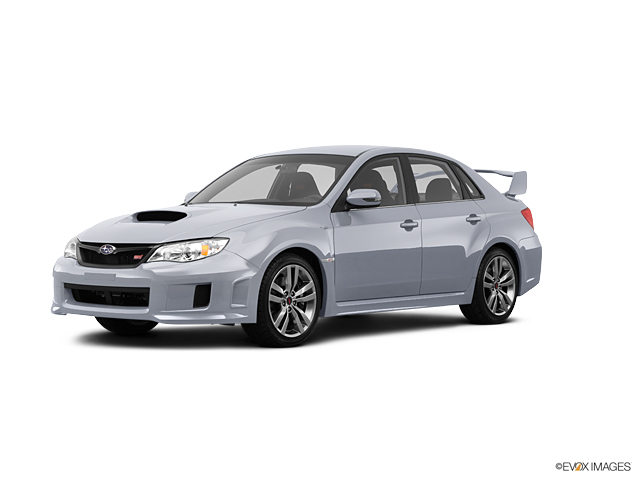2012 Subaru Impreza Sedan WRX Vehicle Photo in San Angelo, TX 76903