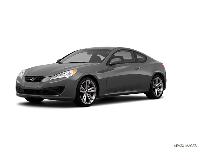 2012 Hyundai Genesis Coupe Vehicle Photo in Owensboro, KY 42303