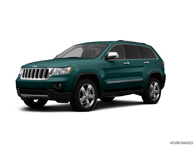 2012 Jeep Grand Cherokee Vehicle Photo in Helena, MT 59601