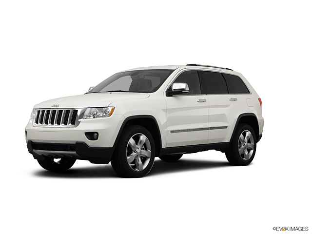 2012 Jeep Grand Cherokee Vehicle Photo in Danville, KY 40422